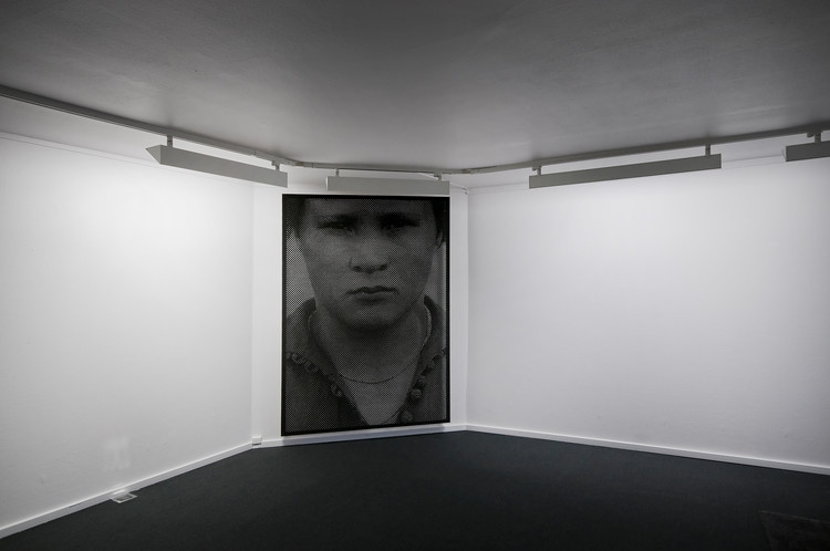 Through Images, Installation view