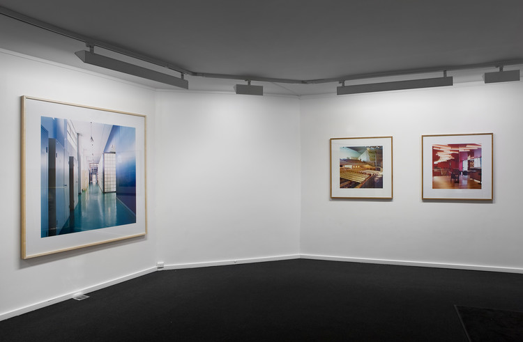 Spaces of knowledge, Installation View