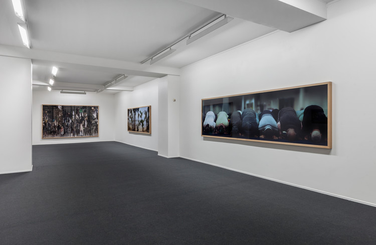 Monuments, Installation view